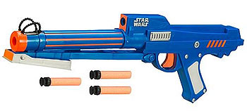 Clone Trooper Blaster with Darts