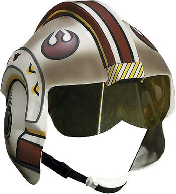 X-Wing Fighter Collectible Helmet
