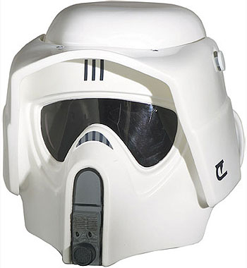 Scout Trooper Replica Helmet