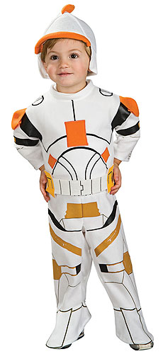 Toddler Clone Commander Cody