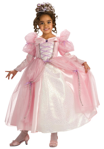 Pink Stardust Princess Costume