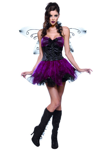 Sexy Night Fairy Costume