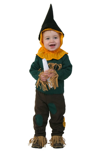 Scarecrow Toddler Costume
