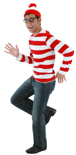 Where's Wally Costume - Click Image to Close