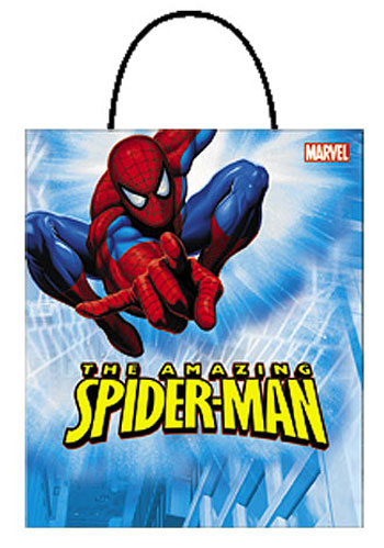 Spiderman Trick-or-Treat Bag