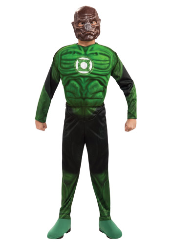 Kids Muscle Chest Kilowog Costume