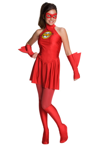 Girls Flash Costume