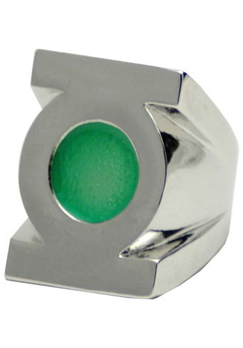 Adult Green Lantern Ring
