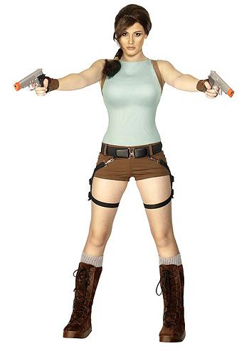 Lara Croft Tomb Raider Costume In Stock About Costume Shop