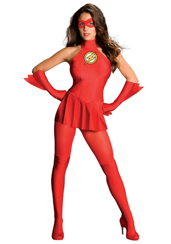 Sexy Flash Costume