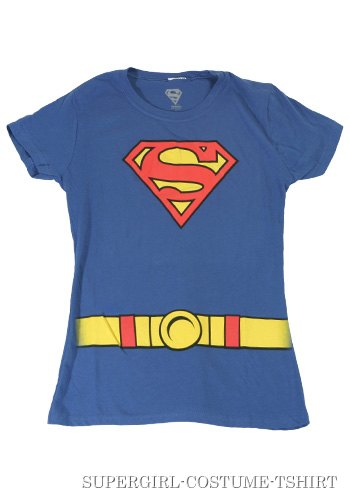 Supergirl Costume T-Shirt