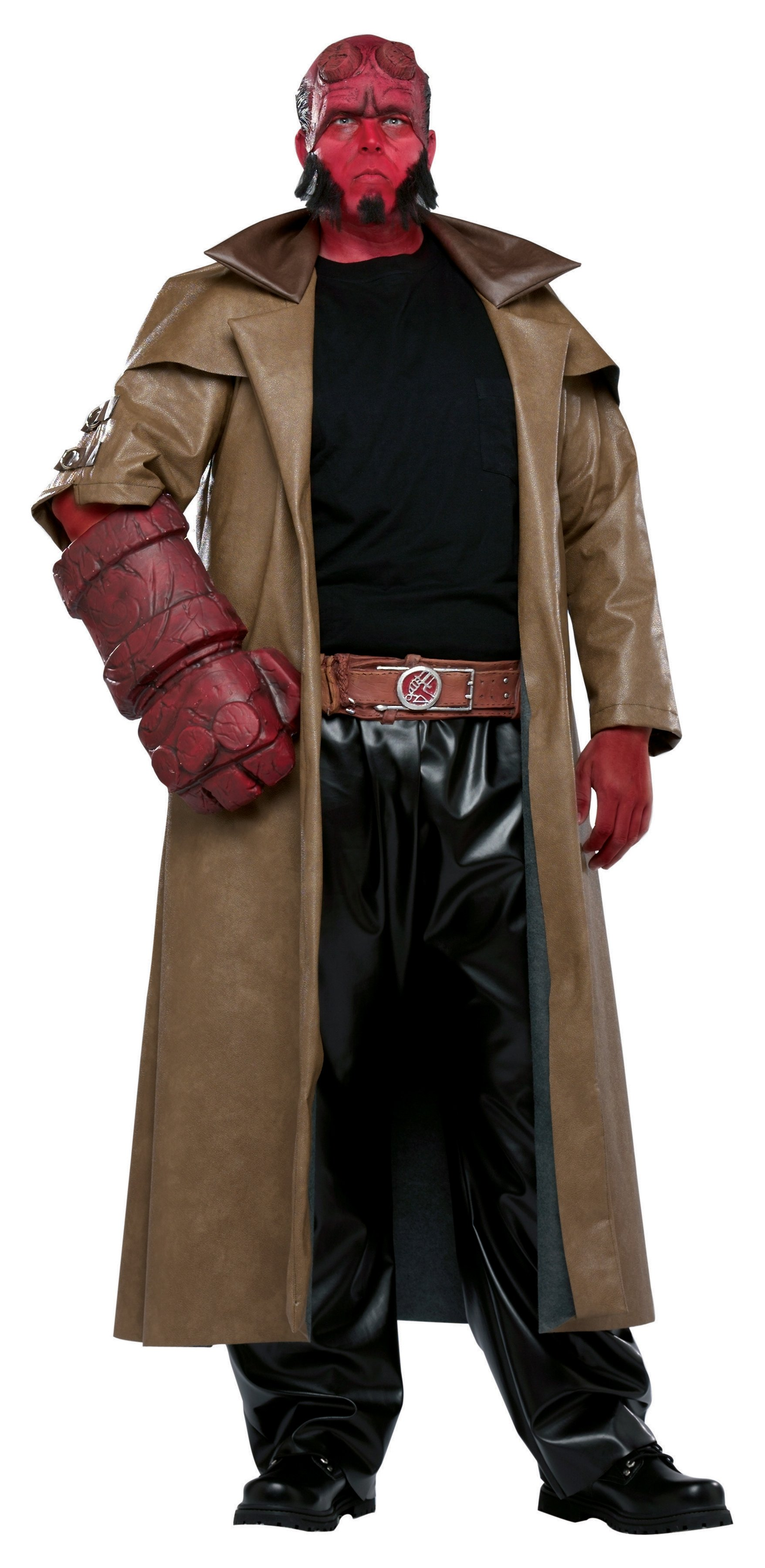 Hellboy Plus Adult Costume