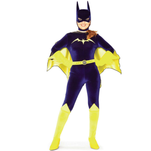 Gotham Girls DC Comics Batgirl Adult Costume - Click Image to Close
