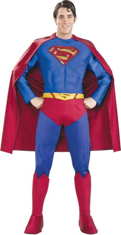 Supreme Superman Costume