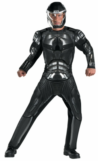 GI Joe - Duke Classic Muscle Chest Adult Costume