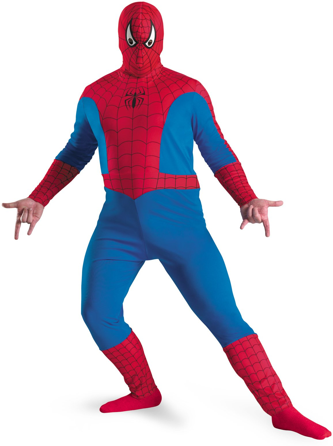 Spider-Man Adult Plus Costume