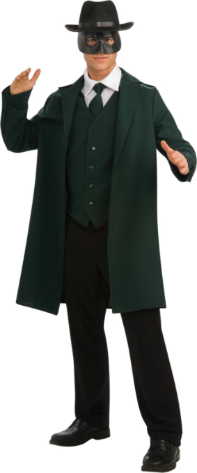 Green Hornet Adult Costume
