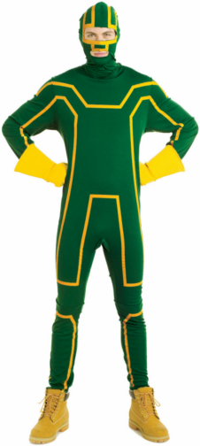 Kick-Ass Movie - Kick-Ass Adult Costume