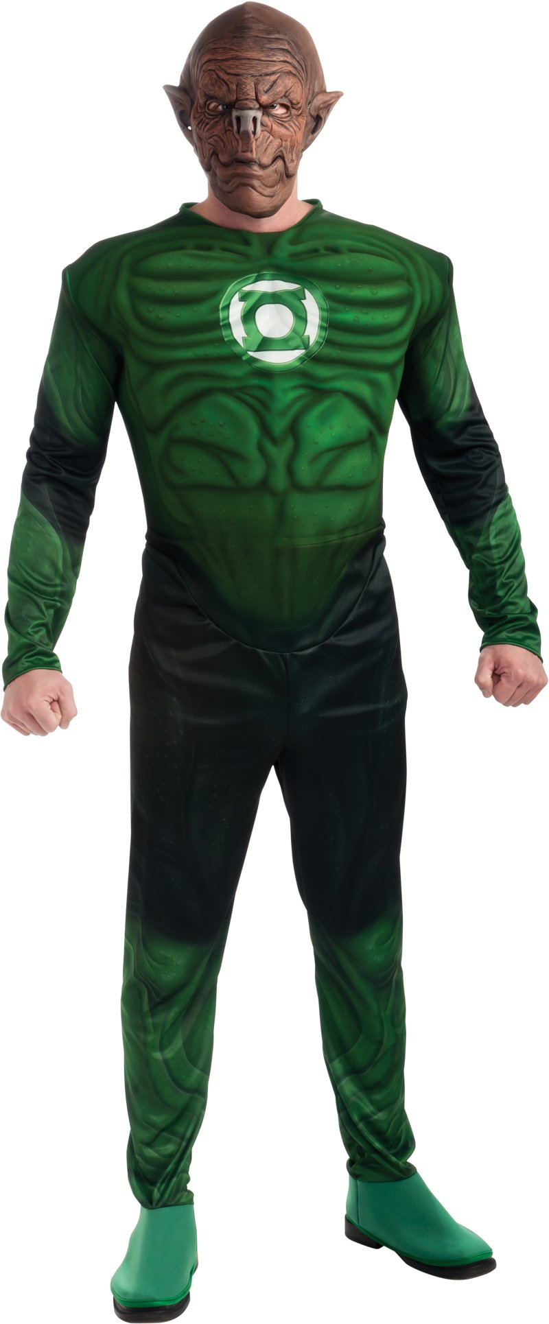 Green Lantern Movie - Deluxe Kilowog Adult Costume