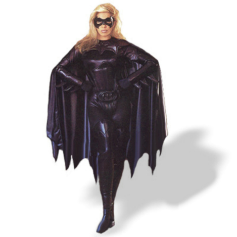 Collectors Batgirl Adult