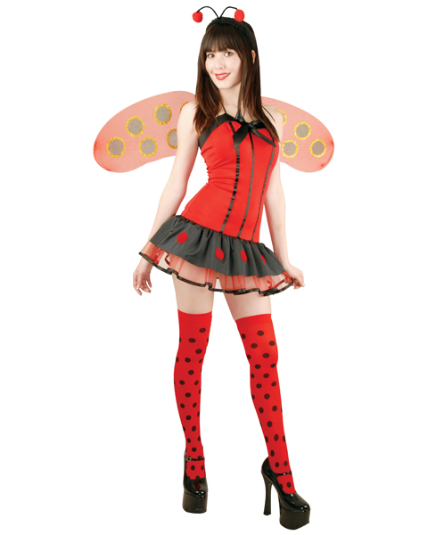 Ladybug Costume for Teen