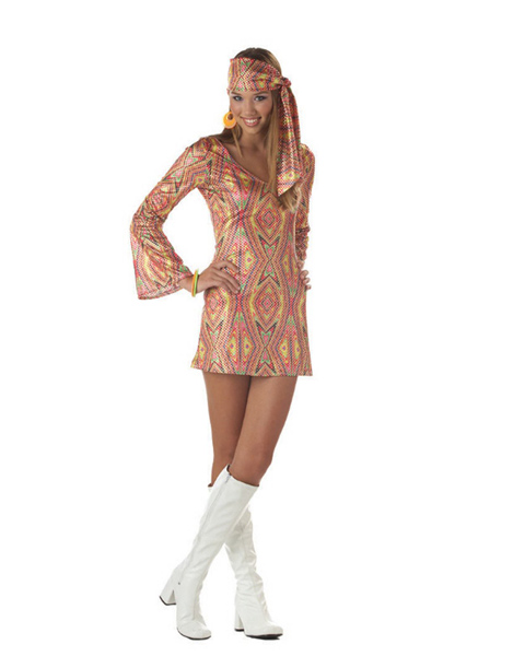 Teen Disco Dolly Costume