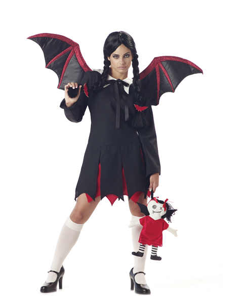 Very Bat Girl Teen Costume