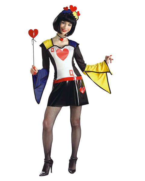 Diva of Hearts Teen Costume