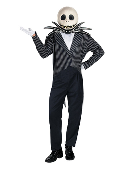 Jack Skellington Costume for Adults