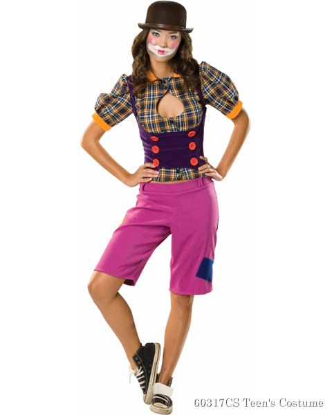 Teen Hobo Honey Costume - Click Image to Close