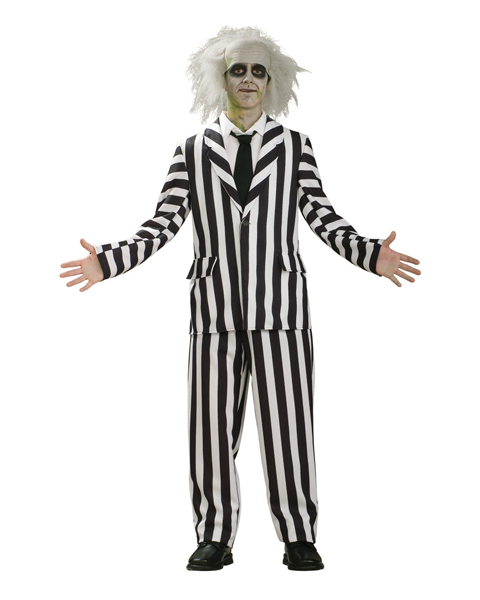 Deluxe Beetlejuice Costume for Teen