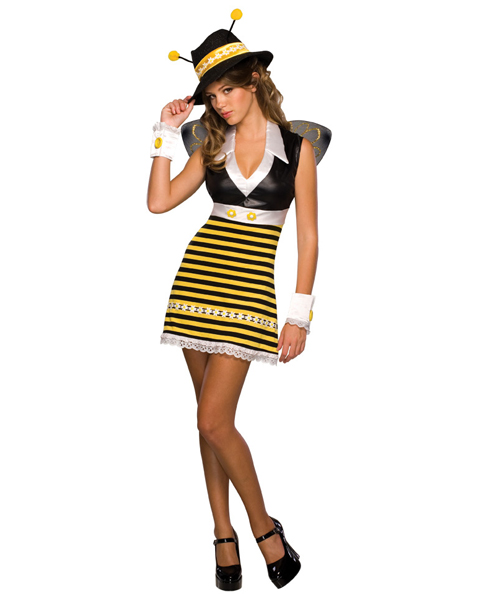 Teen Girl Killa Bee Costume