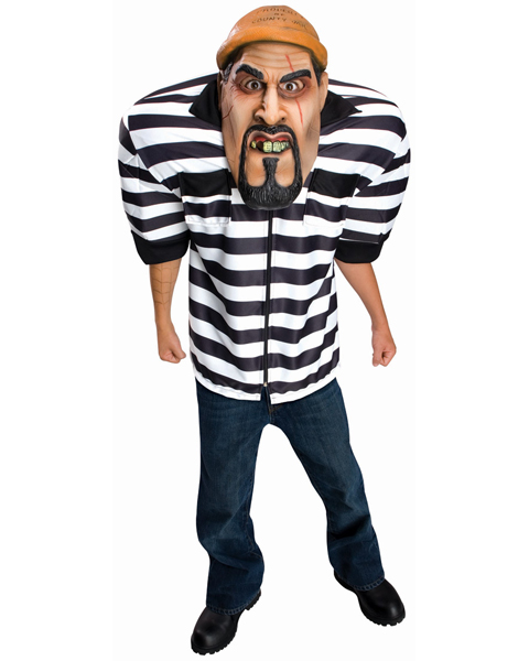 Teen Jumbo Jail Bird Costume