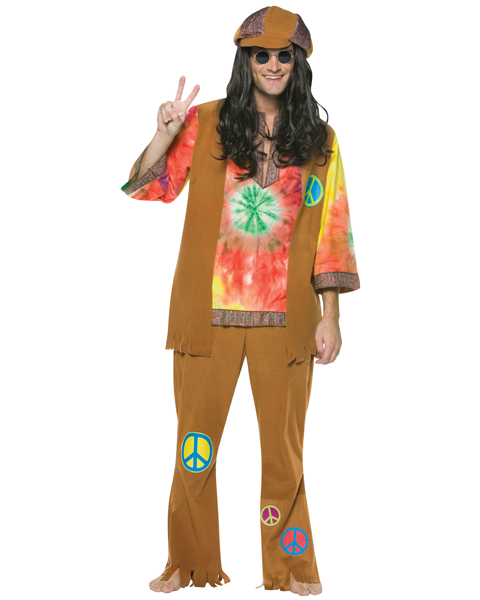 Hippie Boy Teen