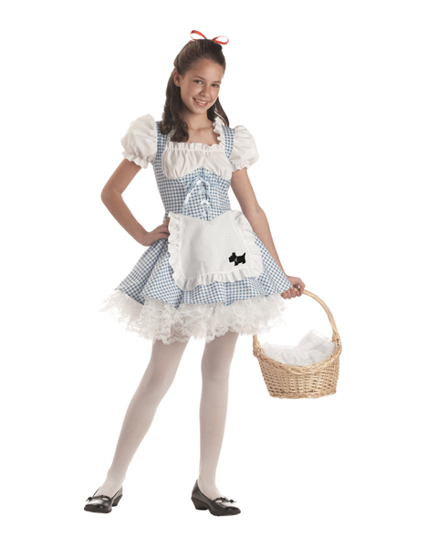 Storybook Sweetheart Costume for Tween