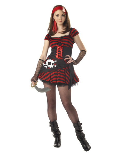 Jewel of the Sea Costume Teen