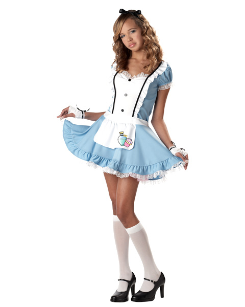 Teen Alice Costume
