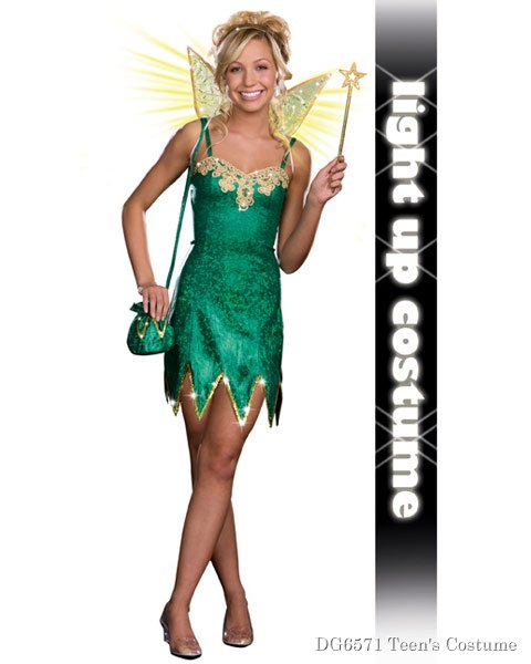 Teen Pretty Pixie Teen Costume