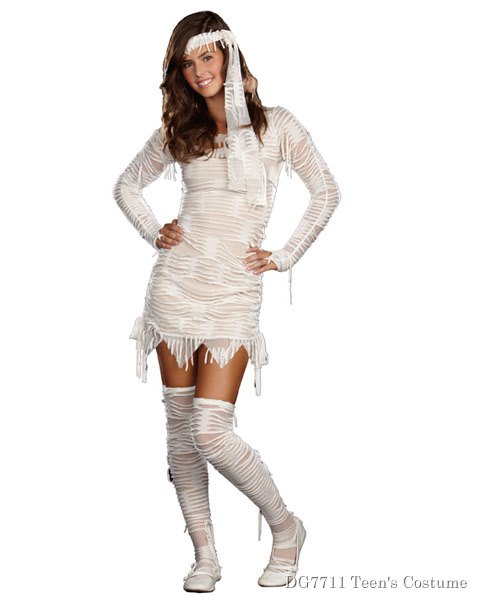 Teen Yo! Mummy Costume