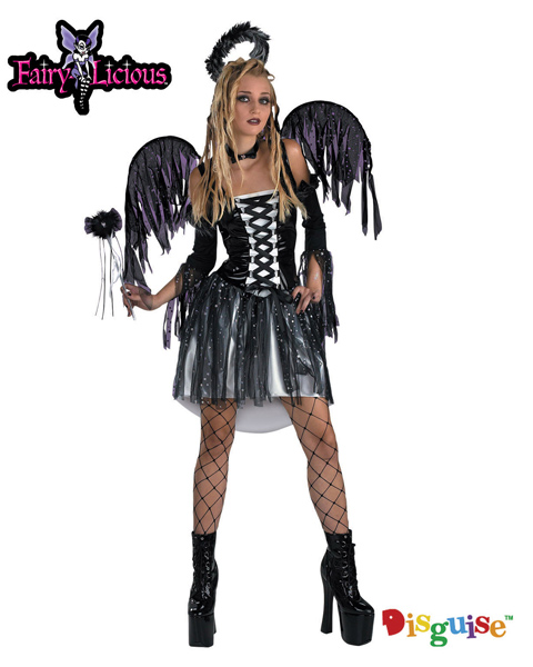 Fallen Angel Child Costume for Teen