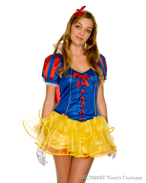 Teen Storybook Princess Costume