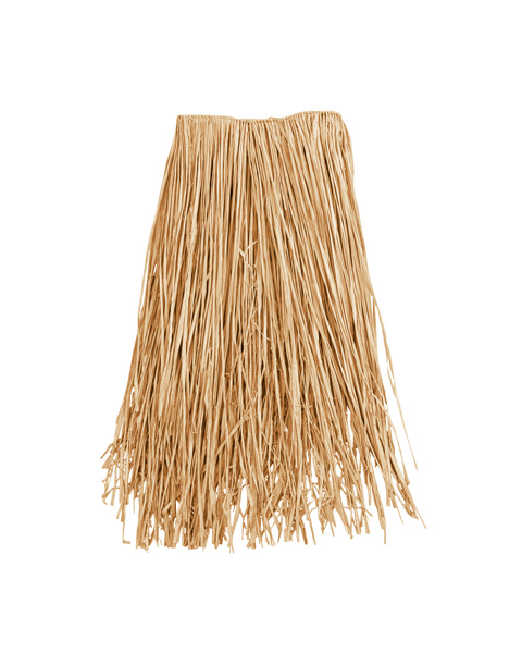 Adult Raffia Grass Luau Skirt