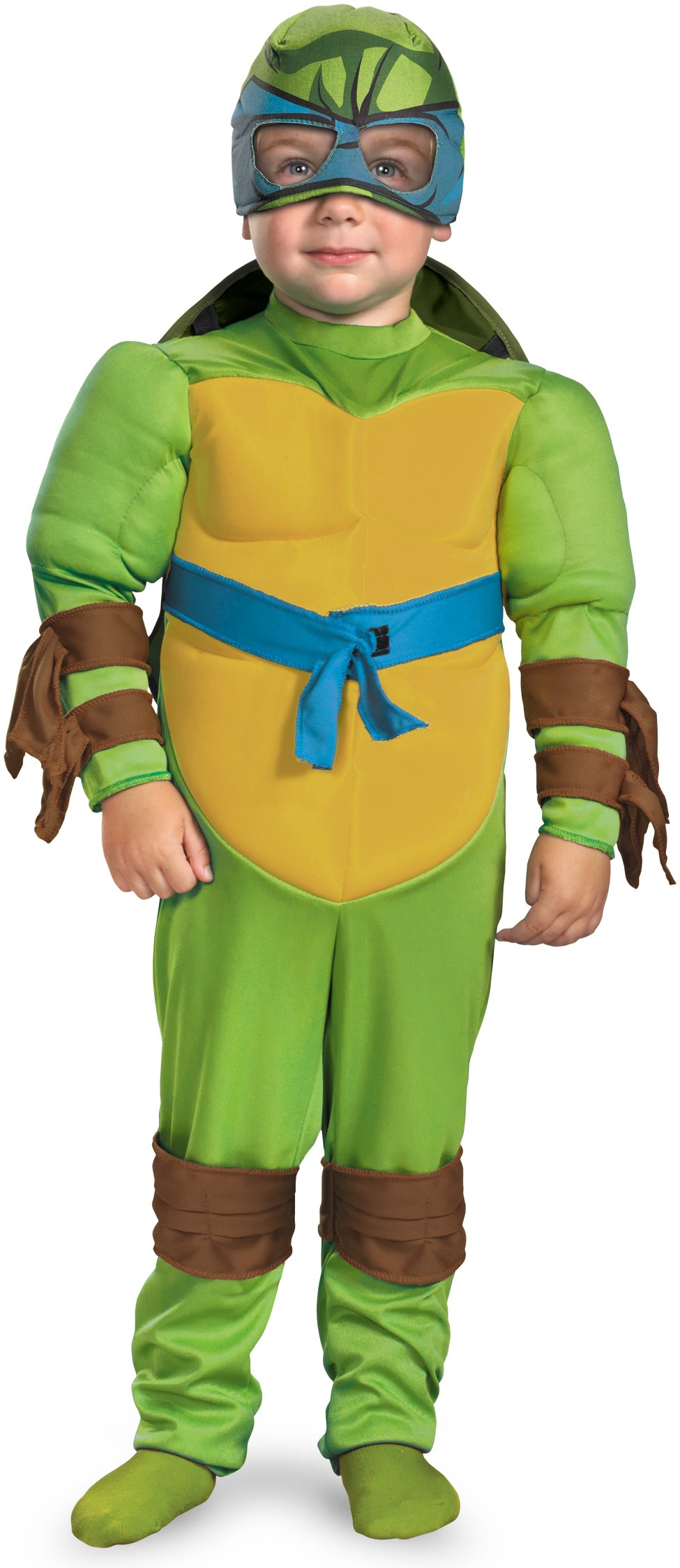 Teenage Mutant Ninja Turtles - Leonardo Muscle Toddler / Child