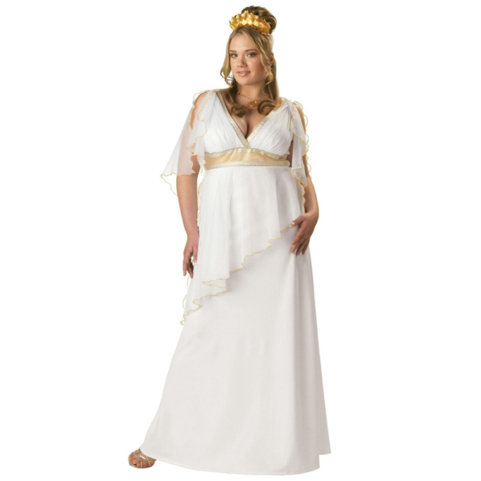 Greek Goddess Elite Collection Adult Plus Costume