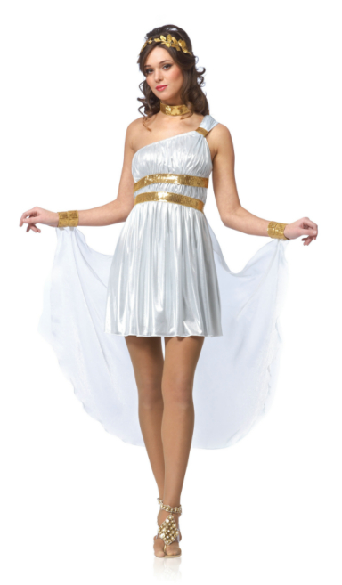 Venus Diva Adult Costume