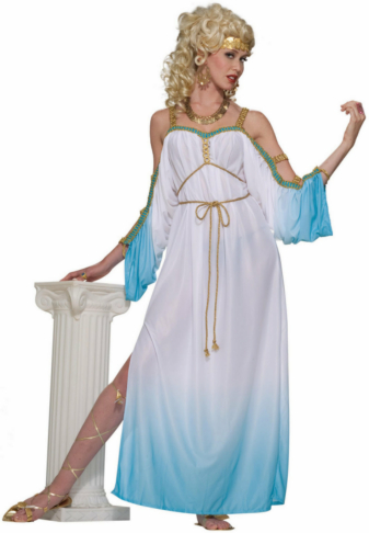 Grecian Gorgeous Goddess Adult Costume