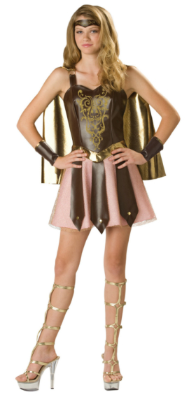 Colosseum Cutie Teen Costume