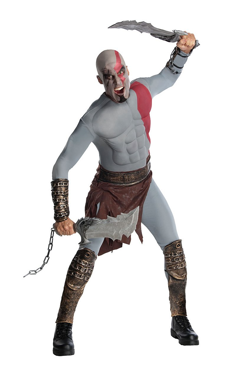 God Of War - Kratos Adult Costume