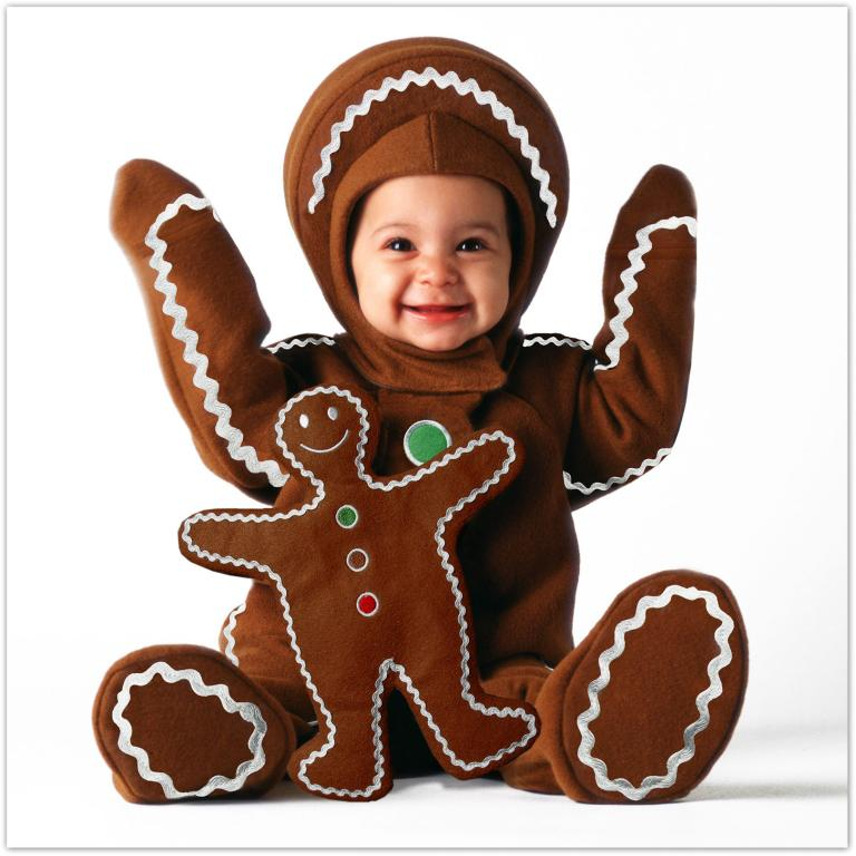 Tom Arma Gingerbread Baby