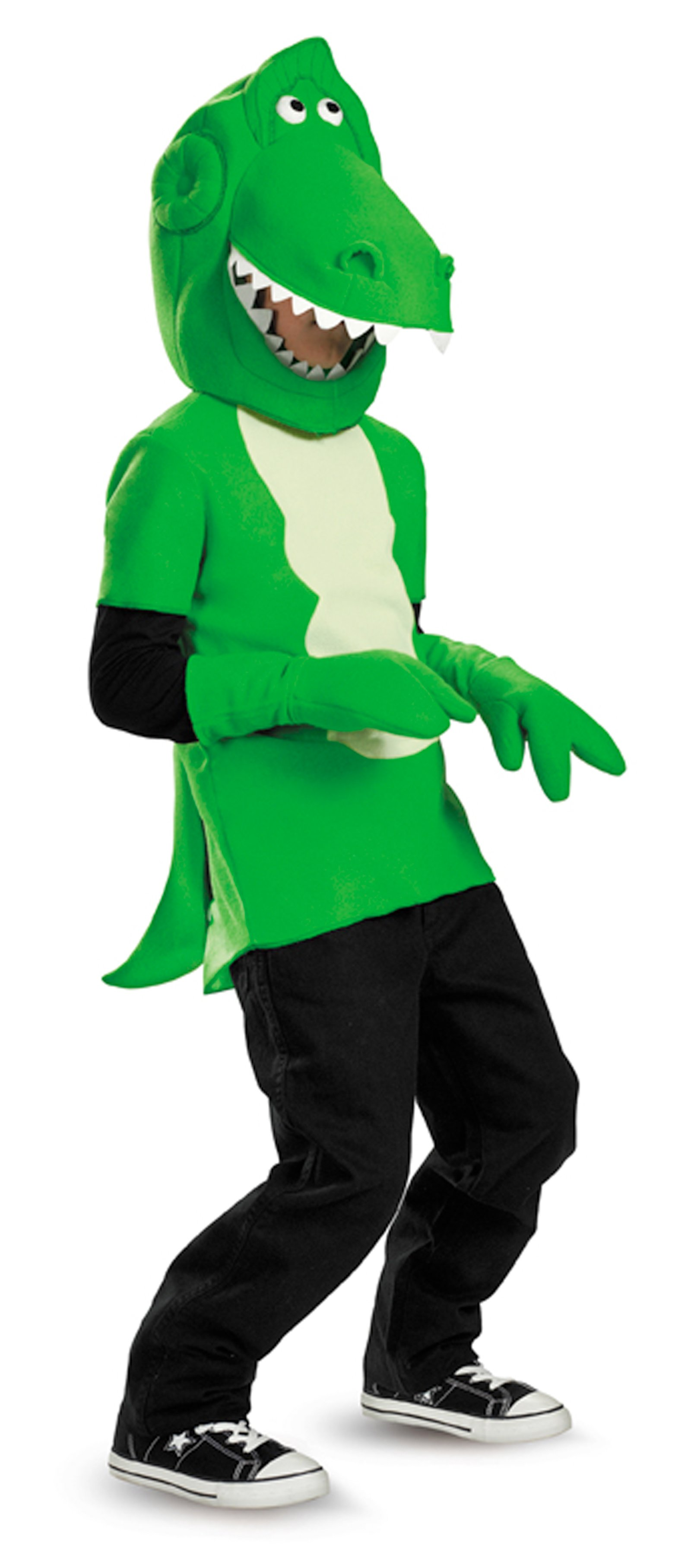 Toy Story - Rex Deluxe Child Costume
